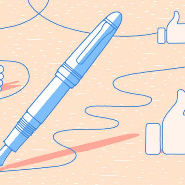 how fountain pen revolution gets repeat customers with facebook ads - fountain pen header 1008x623 1 600x600 - How Fountain Pen Revolution Gets Repeat Customers with Facebook Ads