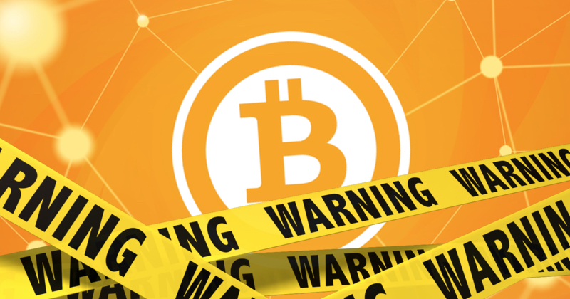 - bitcoin warning featured - UK Treasury committee report: regulation is closing in on cryptocurrency