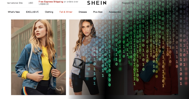 - shein 600 - Malware steals passwords from 6.4 million SHEIN customers