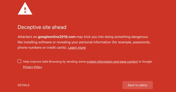 search for chrome on bing, and you might get a nasty surprise - browser warning - Search for Chrome on Bing, and you might get a nasty surprise