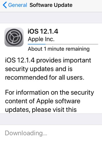 update your ios devices now against the facetime eavesdropping bug - ios update - Update your iOS devices now against the FaceTime eavesdropping bug