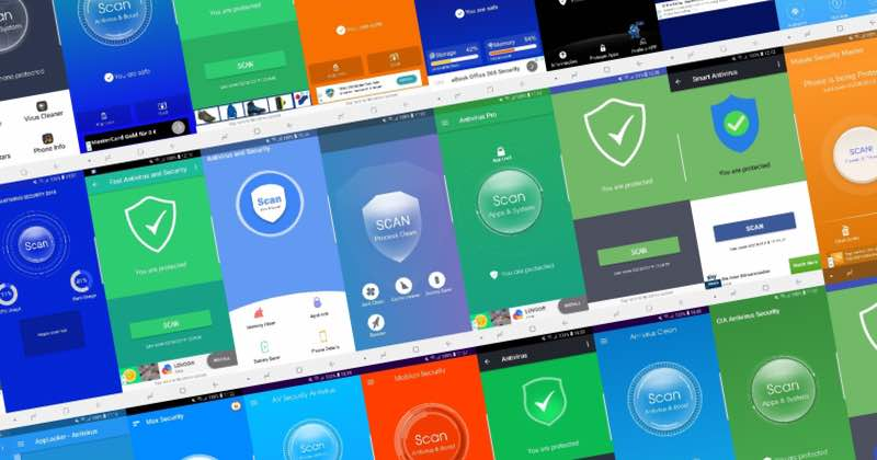 - android av - Google Play is flooded with hundreds of unsafe anti-virus products