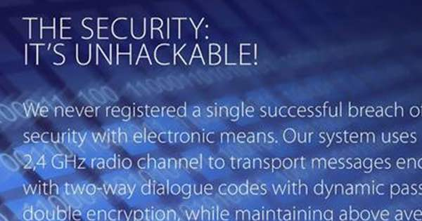 - pandora unhackable - Hackable car alarms leave three million cars at risk of hijack