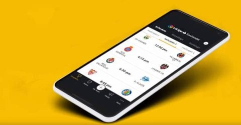 - laliga 480x250 - La Liga fined €250,000 after Android app spied on football fans website development - laliga 480x250 - Home