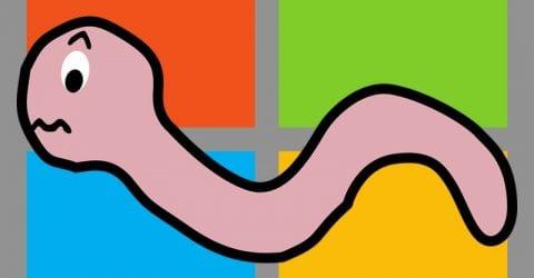 - windows worm 480x250 - Microsoft warns of wormable vulnerabilities in Windows website development - windows worm 480x250 - Home